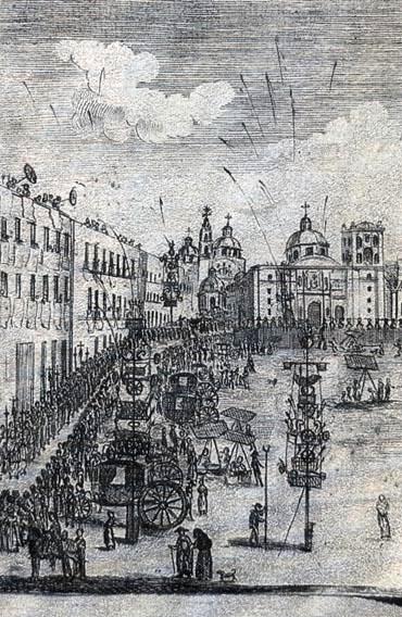 La Plaza Mayor Mexico