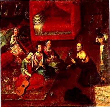 prostitutas egipcias prostitutas siglo xvii